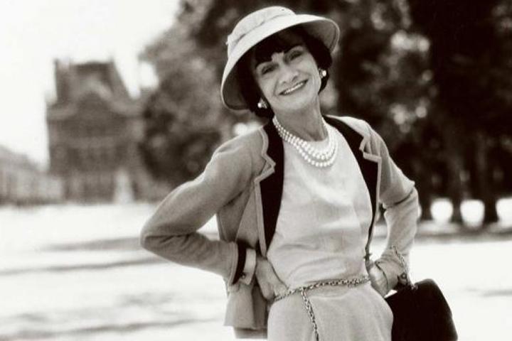 Single Girl Coco Chanel   Naughty Living